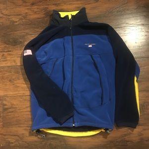 Vintage Polo Sport Fleece Full Zip